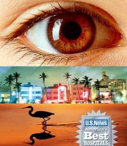 كبار المستشفيات في ميامي باسكوم بالمر معهد العين Top Hospitals in Miami-Bascom Palmer eye institute